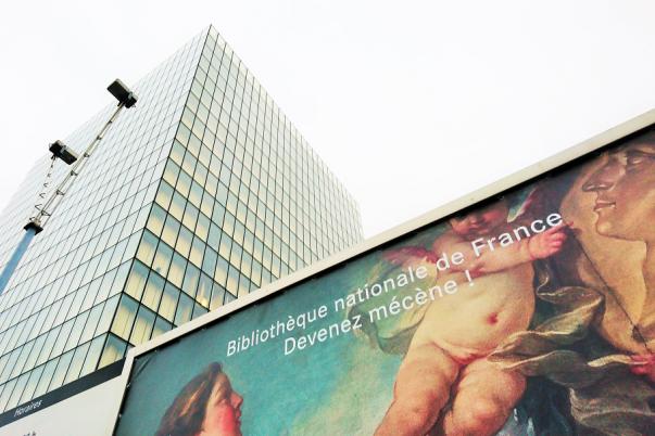 Bibliothèque François Mitterrand (Bibliothèque nationale de France), Paris
